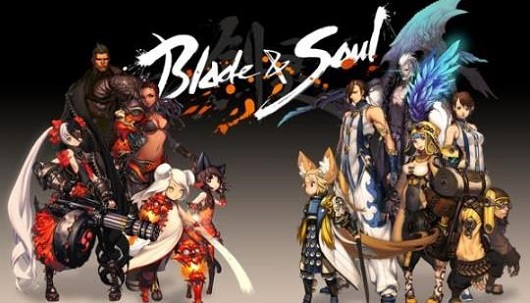 blade and soul class artwork