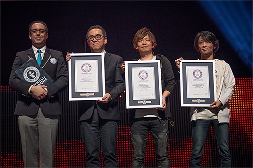 ffxiv guinness world record