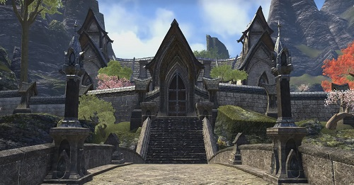 housing in ESO