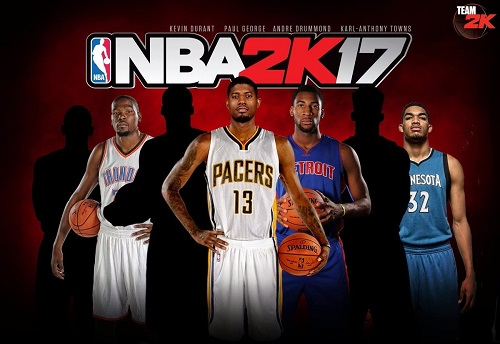 nba2k17 cover picture