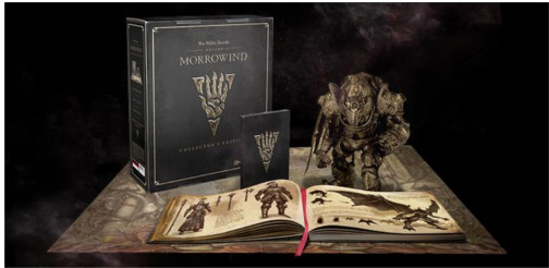 pre order the morrowind