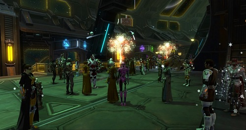 swtor snowflake mission