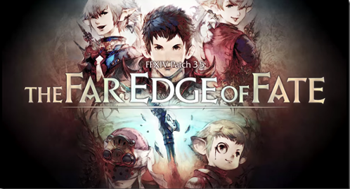 the far edge of fate poster