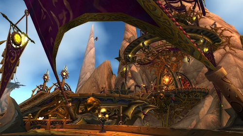 Dungeons in Warlords of Draenor