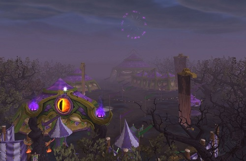 wow dark moon faire